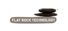 Flat Rock Technology лого